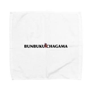分福茶釜 Towel handkerchiefs