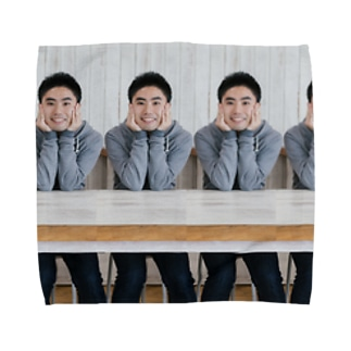 ロマンスの予感 Towel handkerchiefs