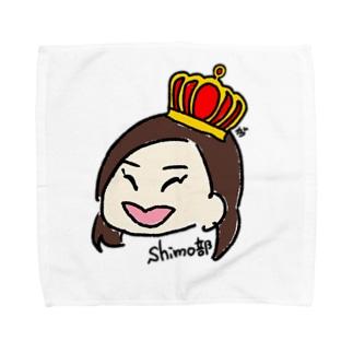shimo部クリアマルチケース Towel handkerchiefs
