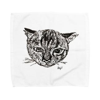ちまきグッズの数々 Towel handkerchiefs