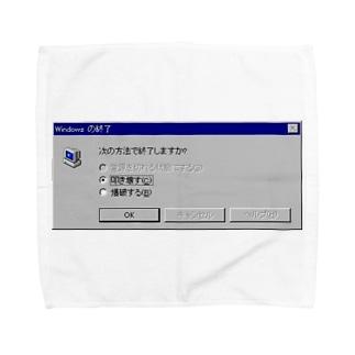 Windows エラーメッセージ Towel handkerchiefs