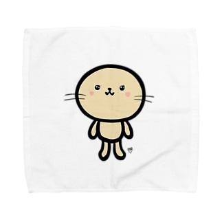 みみなしうさちゃん Towel handkerchiefs