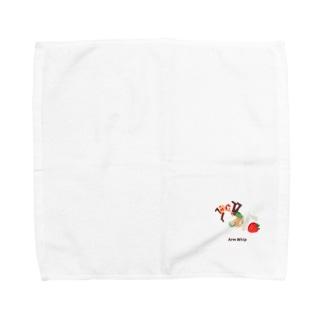アームホイップ Towel Handkerchief