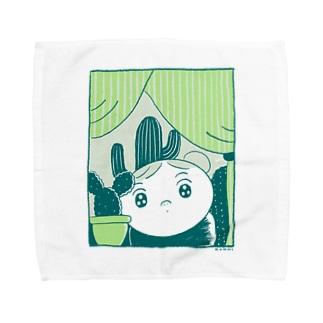 Plants Towel handkerchiefs