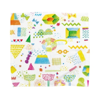child park2 Towel handkerchiefs