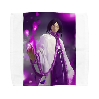 闘技演武【公式グッズ】MGF04運命の従者クラウシード Towel handkerchiefs