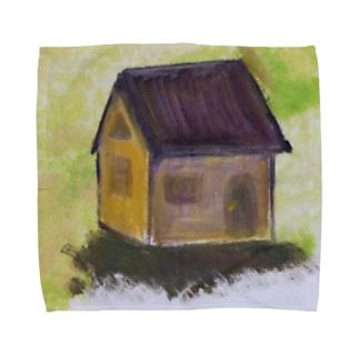 森の家 Towel handkerchiefs