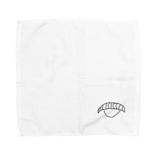 も。のおすし。 Towel handkerchiefs