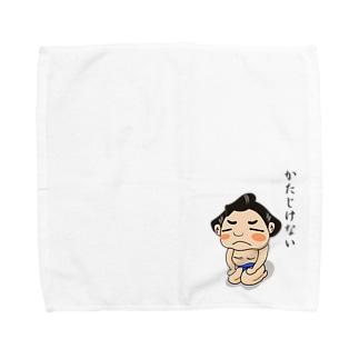 「かたじけない🙇♂️ 」〜どすこい!気ままに相撲ライフ〜 Towel handkerchiefs