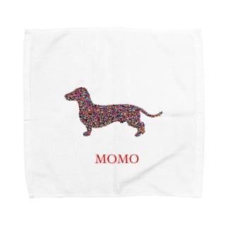 MOMO's goods Towel handkerchiefs
