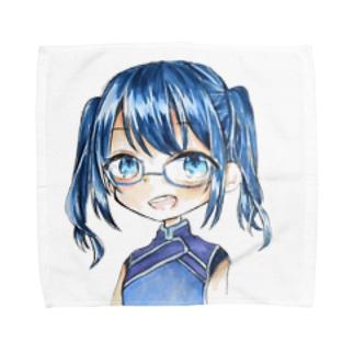しゅがーの動画部屋アイコンのグッズ Towel handkerchiefs