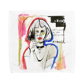 LEON Matilda Towel handkerchiefs