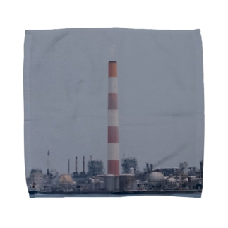 Industrial chimney Towel handkerchiefs