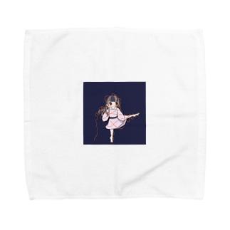いとちゃん Towel handkerchiefs