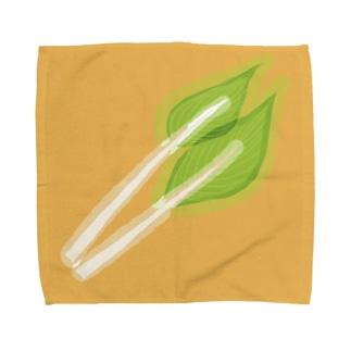 うるい Towel handkerchiefs