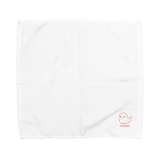 ぷくちゃんハンドタオル Towel handkerchiefs