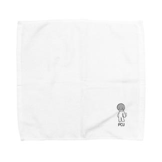 PCU Towel handkerchiefs