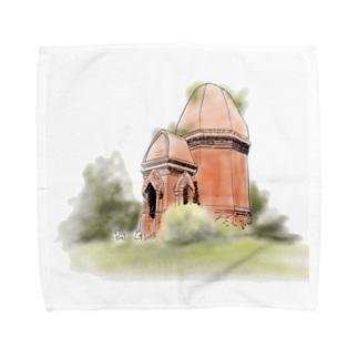 バンアン遺跡 Towel handkerchiefs