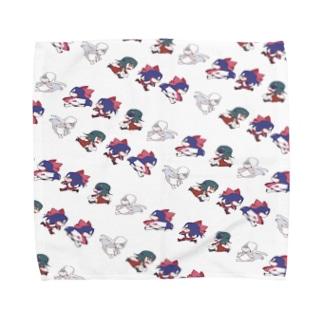 創作っ子RAN Towel handkerchiefs