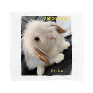 ふく Towel handkerchiefs
