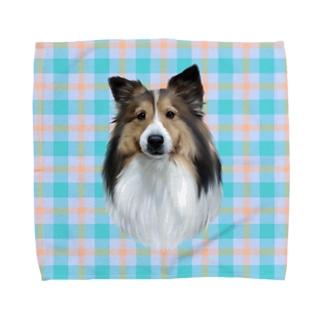【専用】レノくん Towel handkerchiefs