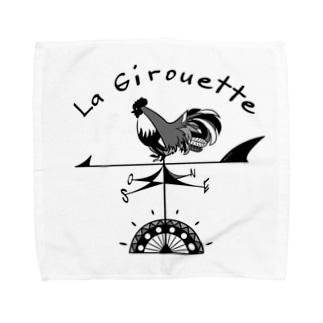 satomimitsukiのLa Girouette ~風見鶏~ Towel handkerchiefs