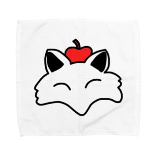 きつさかグッズ(文字無し) Towel handkerchiefs
