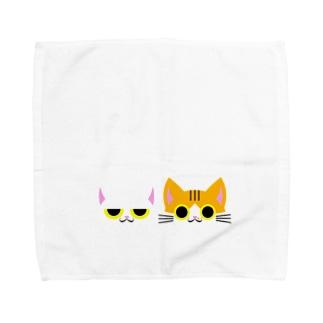 ぐらどり Towel handkerchiefs
