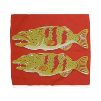 ハージンブラザーズ Towel Handkerchief
