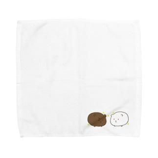 カフェオーレ Towel Handkerchief