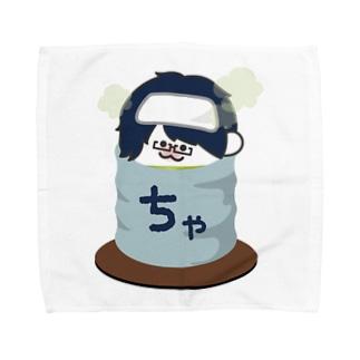 ミニやち茶 Towel handkerchiefs