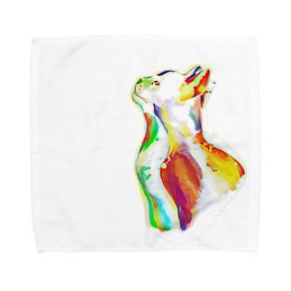 マチカ Towel handkerchiefs