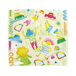child park Towel handkerchiefs