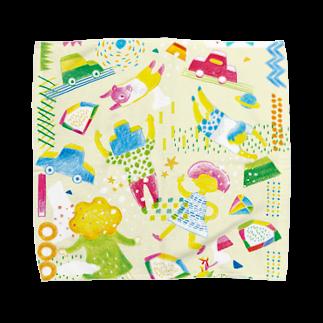 引野 裕詞のchild park Towel handkerchiefs