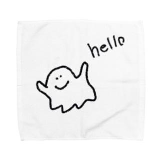 おばけちゃん Towel handkerchiefs