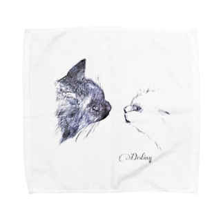 Destiny Towel handkerchiefs