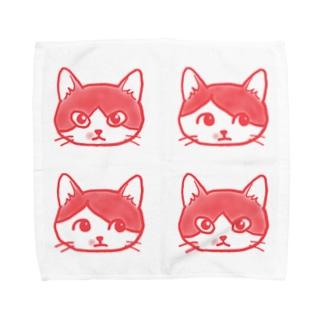 ちびら Towel handkerchiefs