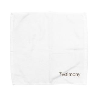 Testimony Original : MUD Towel handkerchiefs