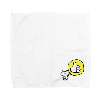 いいねこ Towel handkerchiefs