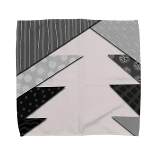 ーーーーー Towel handkerchiefs