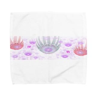 情熱の花束 Towel handkerchiefs