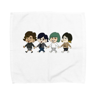 いつメン Towel handkerchiefs