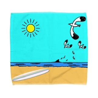 茅ヶ崎海岸 Towel handkerchiefs