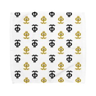 baroque_バロック Towel handkerchiefs