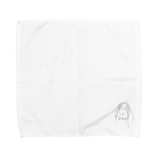 高級ブランドJ-Sco Towel handkerchiefs