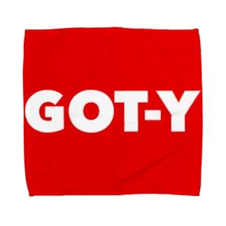 GOT-Y Towel handkerchiefs