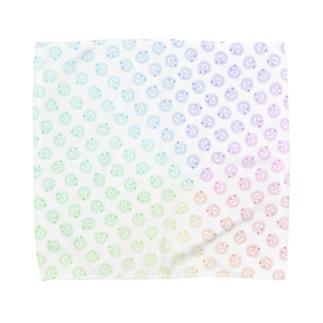 ゲーミングうろぼろすパターン Towel handkerchiefs
