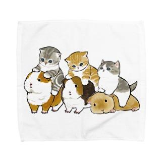 モルモット試乗会 Towel handkerchiefs