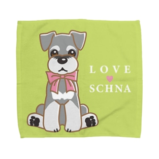 LOVESCHNA-らぶしゅな- Towel handkerchiefs