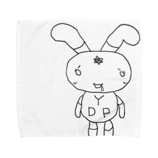 りらぴょんY.D.P Towel handkerchiefs